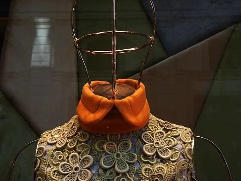Miu Miu dress and collar