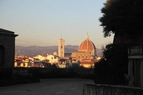 Firenze Duomo from Boboli Gardens