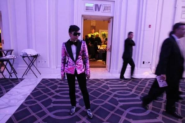 Bryanboy at AAFA American Image Awards 2011