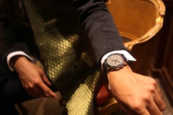 Boucheron Paname watch