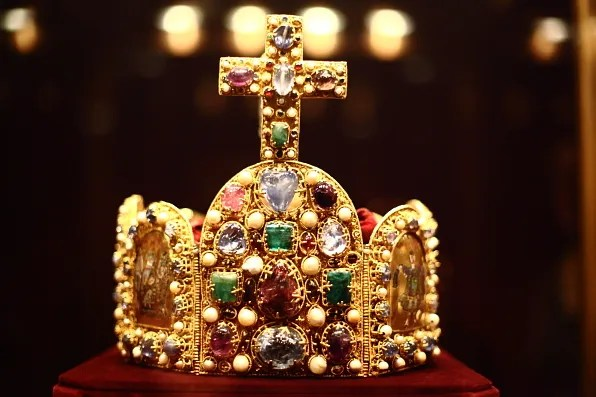 Imperial Crown of the Holy Roman Empire, Vienna