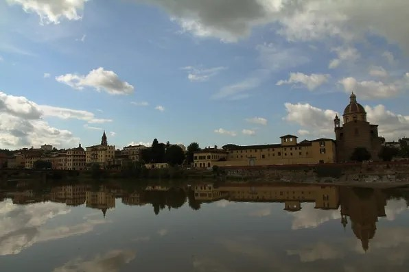 Firenze river view