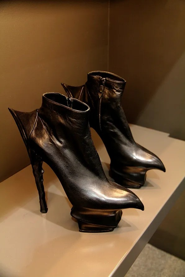 Lady Gaga Shoes by Massaro for Thierry Mugler