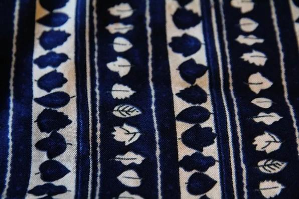 maple leaf print scarf