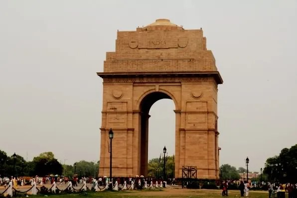 photo of India Gate New Delhi