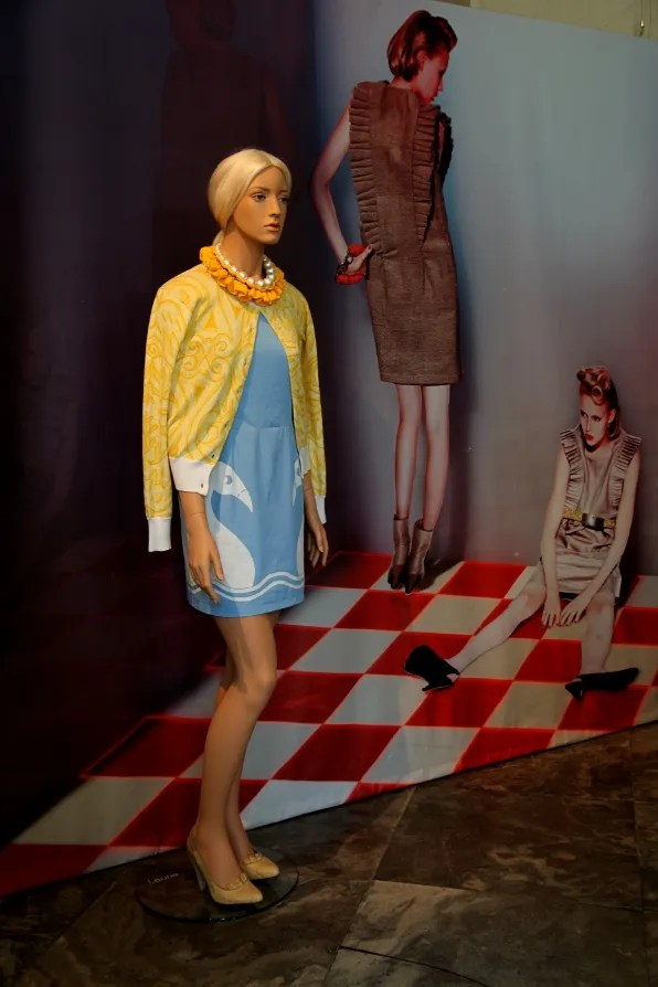 Peter Jensen 'Muses' Exhibition at Designmuseum Danmark