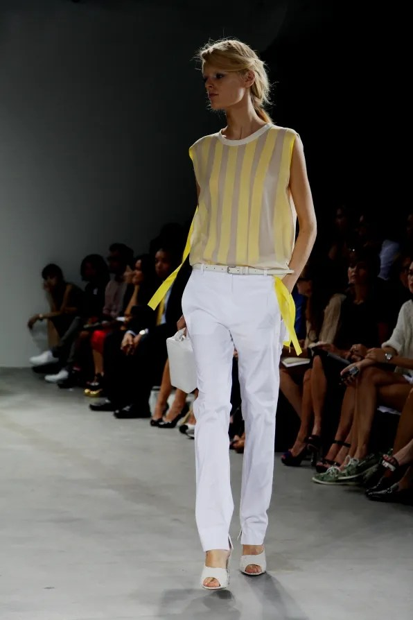 3.1 Phillip Lim spring summer 2012 - top, pants, bag