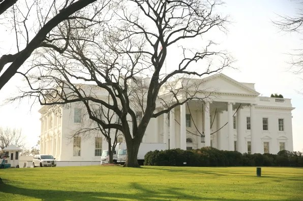 The White House West Wing