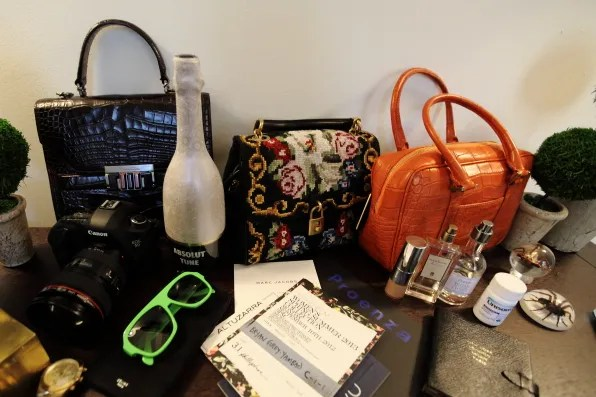 Bryanboy's Fashion Week Survival Kit
