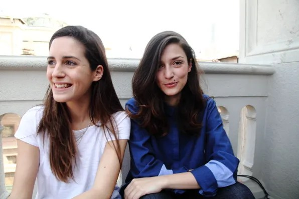 Gala Gonzalez and Eleonora Carisi hair story