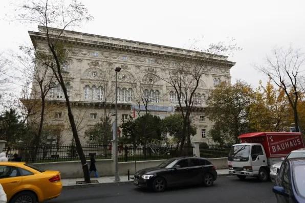 A school in Istanbul, Turkey