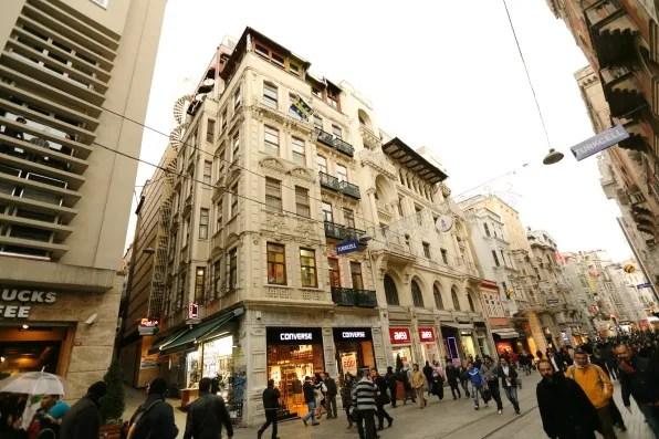 Street Scenes in Istanbul