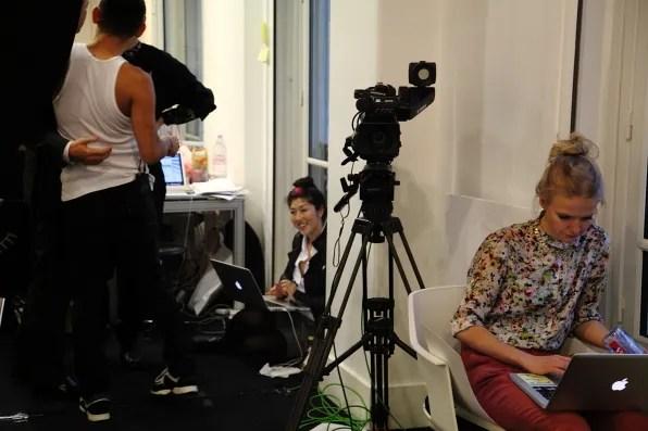 Mugler Atelier livestream web cam