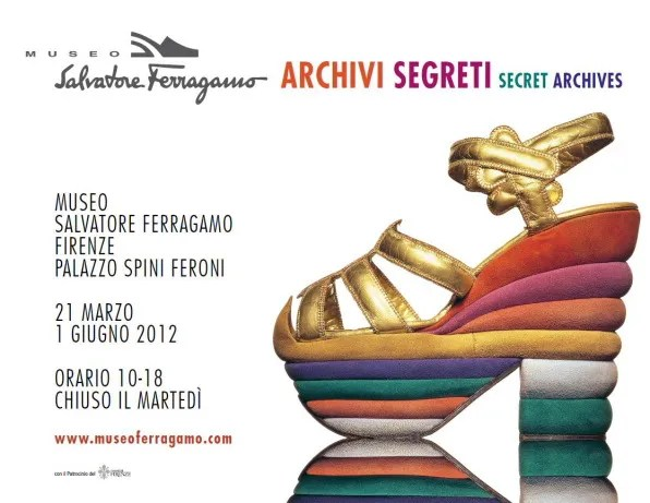 Museo Ferragamo Secret Archives
