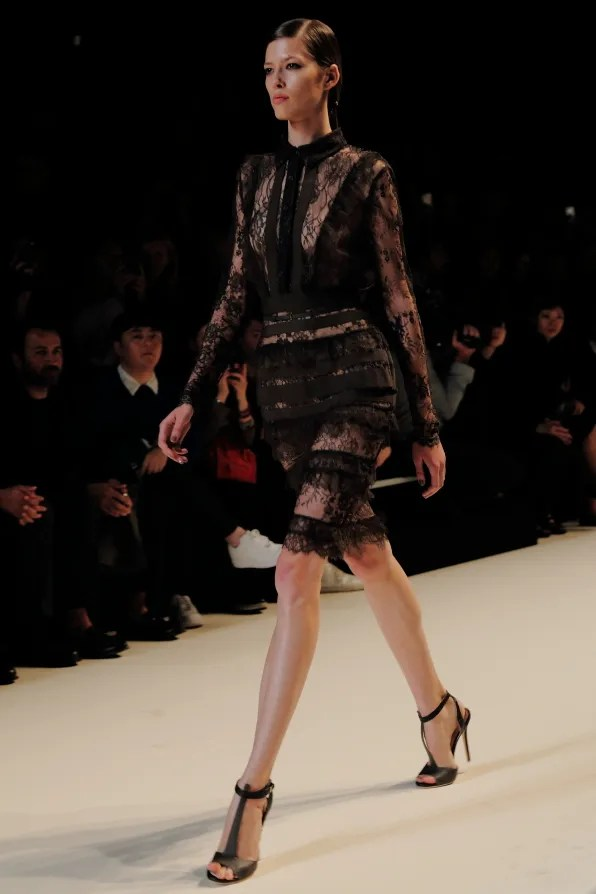 A look from Elie Saab spring summer 2013