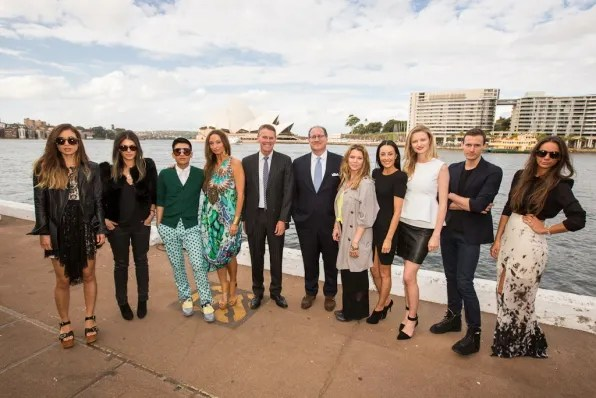 New South Wales Government Fashion Ambassadors
