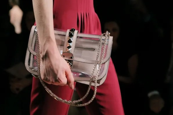 Valentino bag from spring/summer 2013 runway show