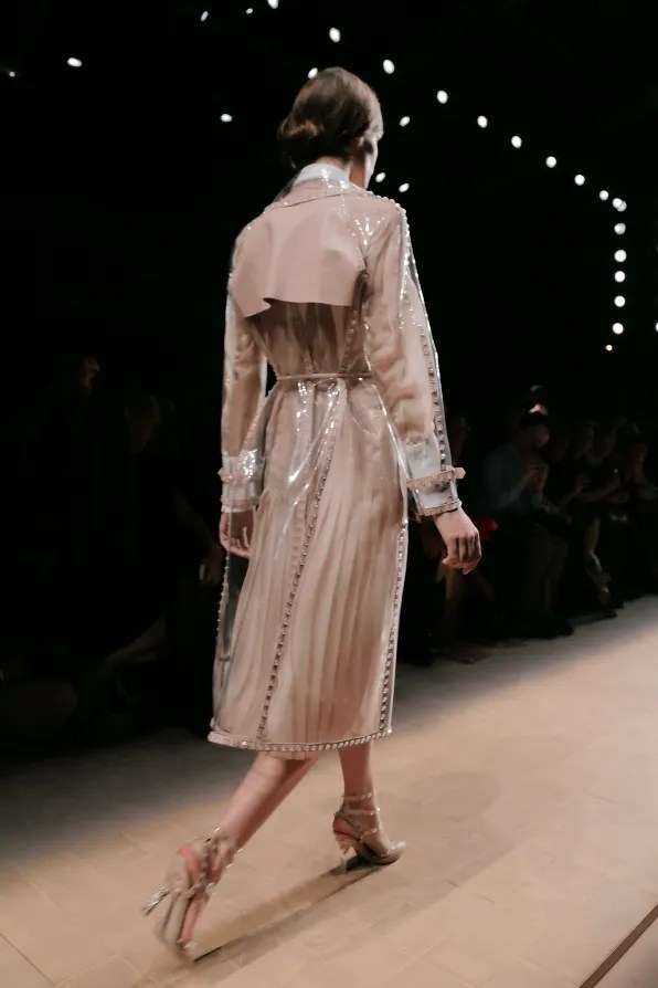 Spring summer 2013 Valentino trench coat