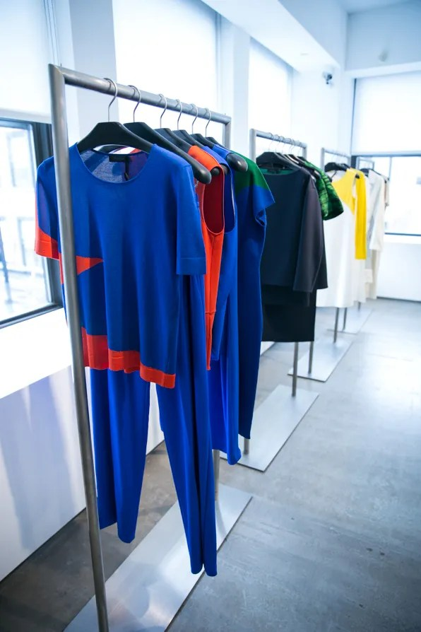 Francisco Costa and Ellsworth Kelly Collaboration for Calvin Klein Collection