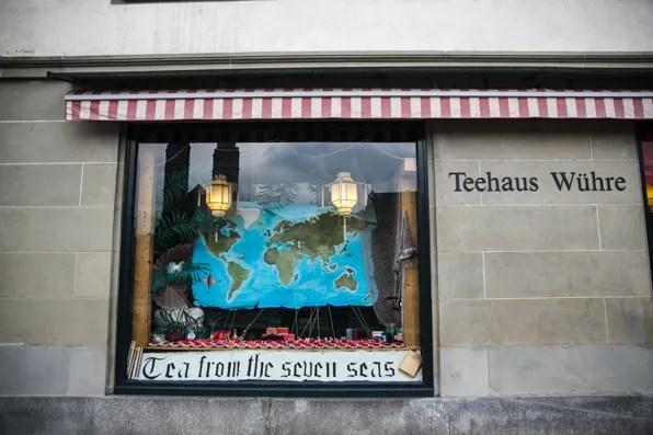 Teehaus Wuhre, Zurich Switzerland