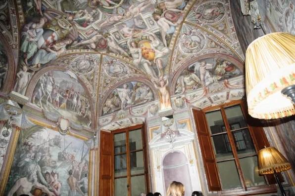 Palazzo Capponi Firenze