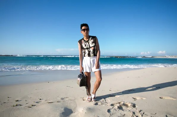Bryanboy in 3.1 Phillip Lim at the Cove, Atlantis Bahamas