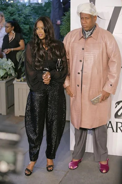 Andre Leon Talley, 2008 CFDA Fashion Awards