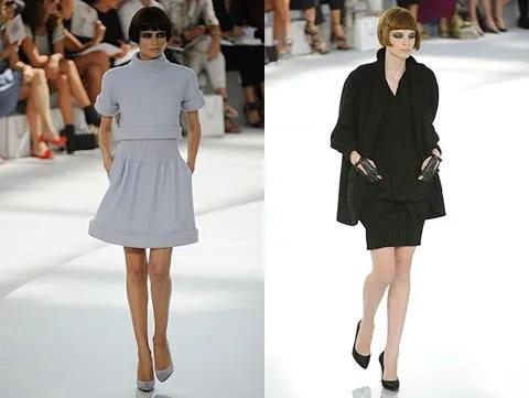 Natasha Poly, Chanel Haute Couture, Autumn Winter 2008 2009