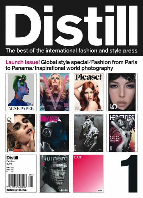 Distill Magazine Cover