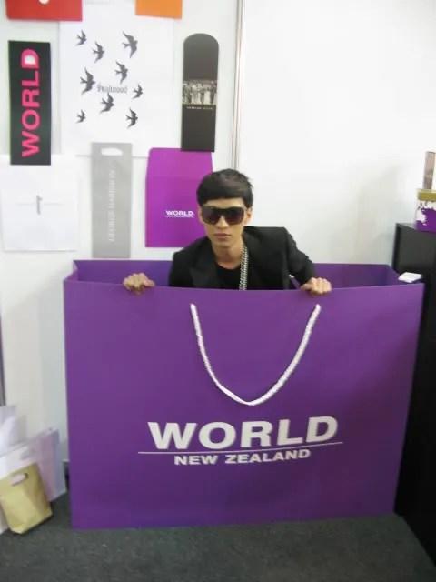 World, New Zealand