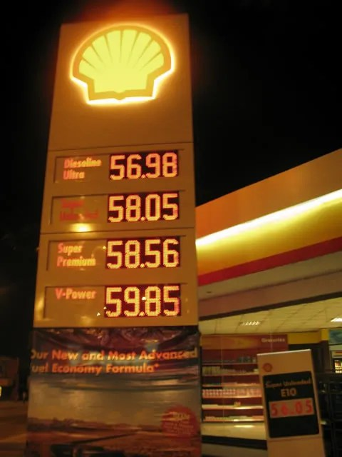 Gas Prices Philippines