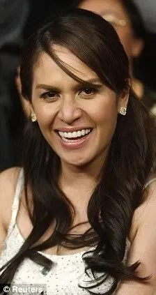 photo of Manny Pacquiao's wife, Jinkee Pacquiao.