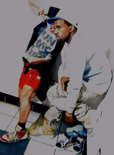 Kanye West, Jeremy Scott