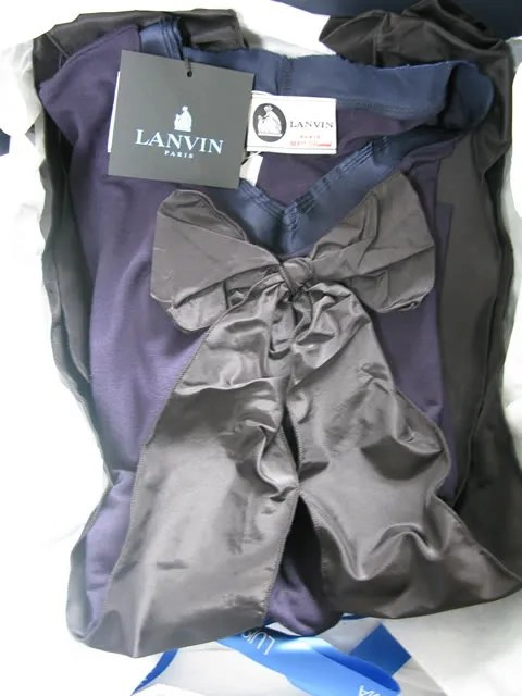 Lanvin Bow T-shirt