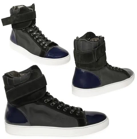Lanvin high tops spring summer 2009 sneakers shoes buy online at Luisa Via Roma