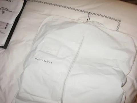 Marc Jacobs Garment Bag
