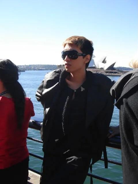Bryanboy in Sydney