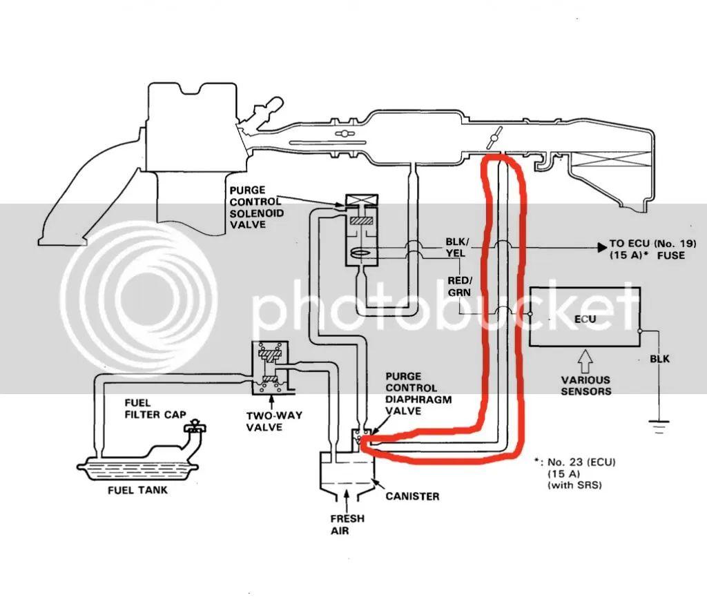 351m engine belt pully system diagram