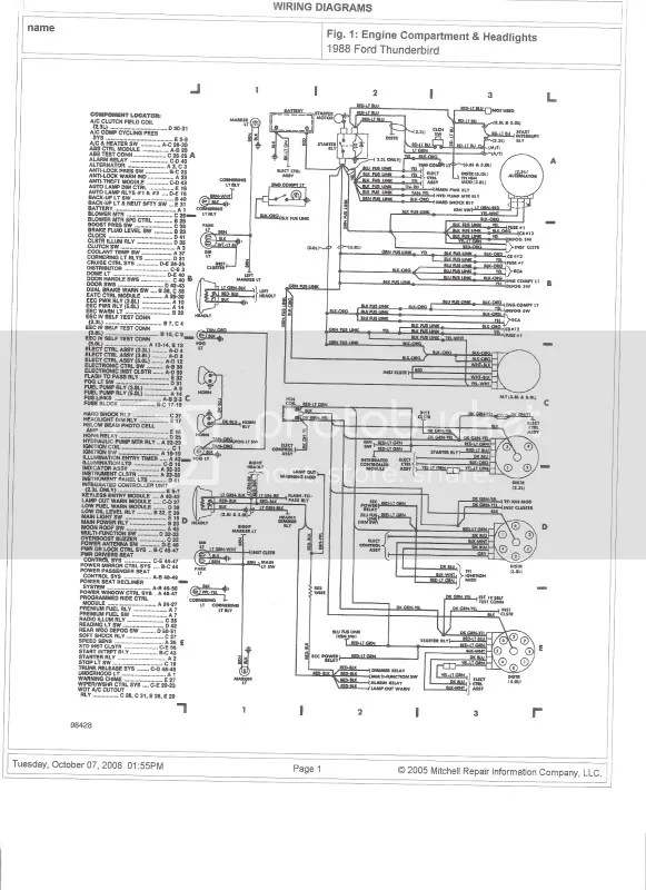 Ford Pinto Wiring Ignition Online Wiring Diagram