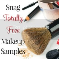 How to Snag FREE Makeup Samples