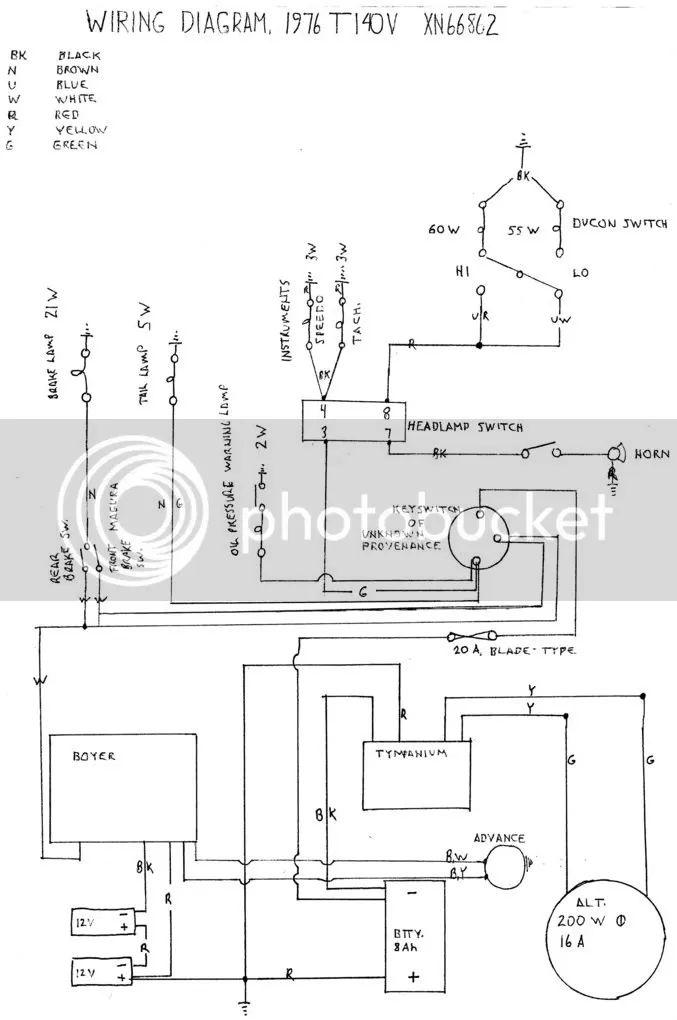 pazon wiring diagram
