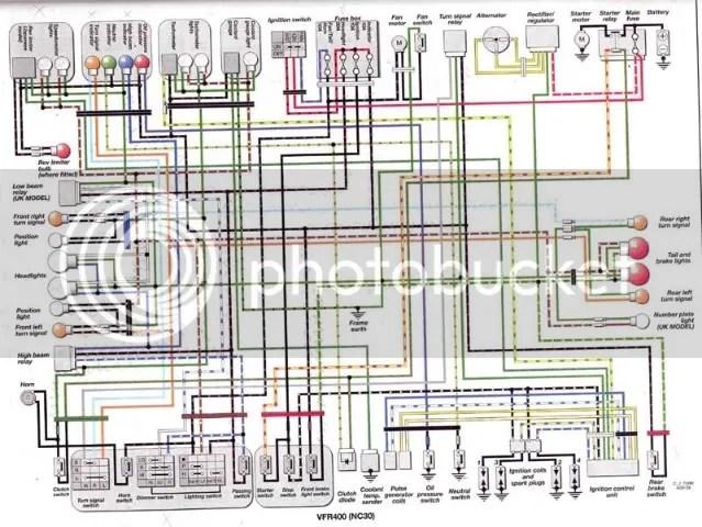 97 Yzf Wiring Diagram - Wiring Data Diagram