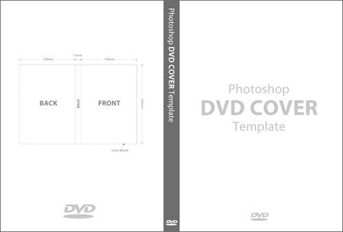 Dvd Sleeve Template