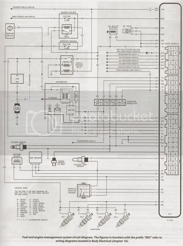 wiring diagrams toyota nation forum toyota car and truck forums
