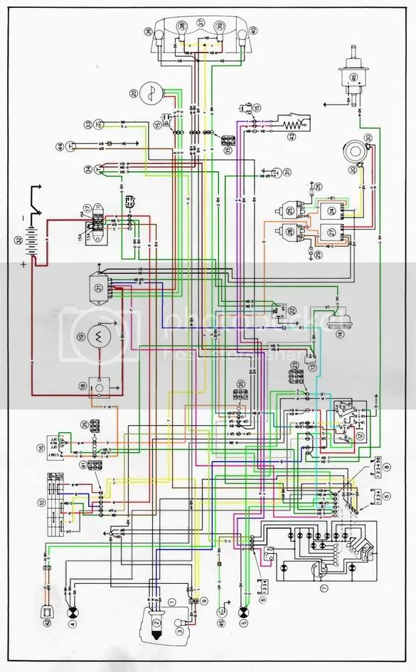 Ducati 748 Wiring Diagram Wiring Diagram