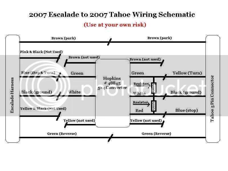 07 Escalade Wiring Diagram - Carbonvotemuditblog \u2022