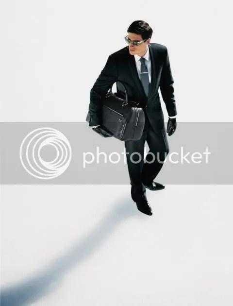 Louis Vuitton Fall/Winter 2008-2009 Ad Campaign