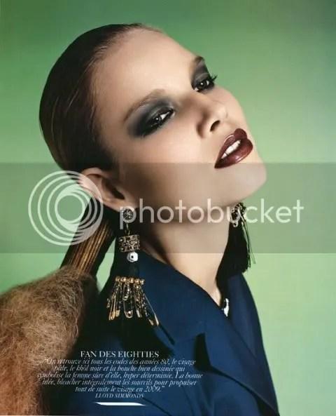 Vogue Paris Dec. 08/Jan. 09: Pulsions 80