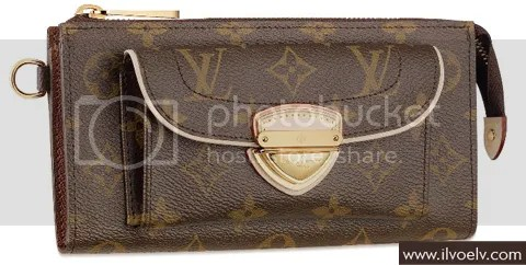 Louis Vuitton Monogram Astrid Wallet