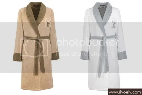 Louis Vuitton Bathrobe